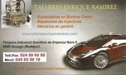 TALLERES ENRIQUE RAMIREZ