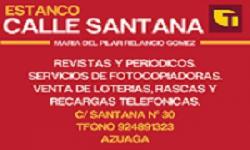 ESTANCO CALLE SANTANA