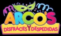 ARCOS DISFRACES Y DESPEDIDAS