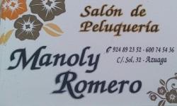 PELUQUERÍA MANOLY ROMERO