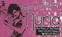 SALÓN DE BELLEZA NURIA