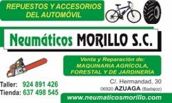NEUMÁTICOS MORILLO SC