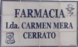 FARMACIA CARMEN MERA CERRATO