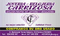 JOYERÍA CARRIZOSA