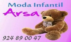 MODA INFANTIL ARSA